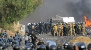 """Crisis en Bolivia: el """"uso desproporcionado de la fuerza"""" contra seguidores de Evo Morales en Bolivia recibe el repudio de organizaciones internacionales 1"""