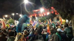 Gobierno convoca al diálogo nacional, después de levantar bloqueos en Yapacaní y repliegue de militares