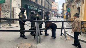 Crisis en Bolivia: la tensión y escasez que viven los vecinos de La Paz tras la agudización de la violencia