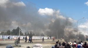 """Gobierno asegura """"que del Ejército no salió un solo proyectil"""", después de 3 muertes en Senkata 1"""