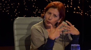 Lamentan partida de Sandra Aliaga, una destacada periodista
