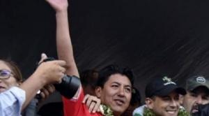 En un audio, Pumari pide a Camacho supuestamente dinero y control de aduanas 1