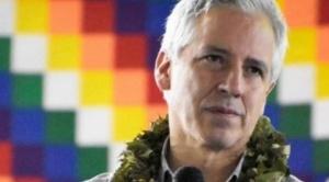 """Álvaro García Linera no admite """"fraude"""" en las elecciones hy descalifica a la OEA 1"""