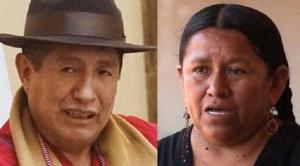 Rafael Quispe solicita a juez revocatoria a medidas sustitutivas de Nemesia Achacollo 1