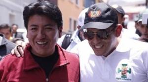 """Como """"antiética y antidemocrática"""", calificó el Conade actitud de  Camacho y Pumari"""