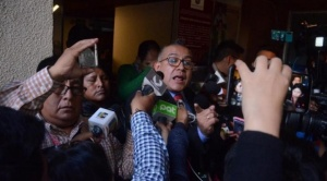 Representante del Defensor del pueblo de Cochabamba señaló que existen los mecanismos para que se pida su renuncia 1