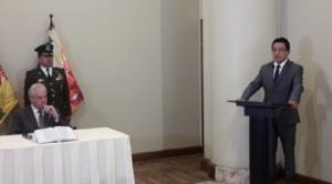 Posesionan a Yuri Miranda como director del INE con miras al Censo de 2022
