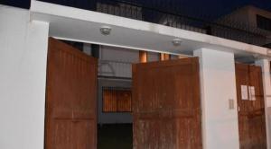 Morales admite que usaba una tercera casa en La Paz, estaba llena de regalos y objetos personales 1