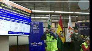 Gobierno de Evo Morales dispuso $us 11.000 millones en carreteras y el 75% presenta deficiencias
