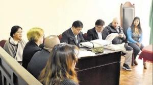 Juez determina detención domiciliaria sin salida laboral para ex director del Sereci