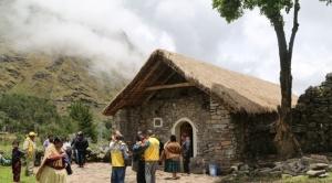 En Zongo, el templo colonial de Cañaviri fue restaurado y reabrió sus puertas