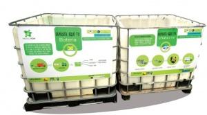 Reciclatón 2019 acopia residuos del parque automotor: chatarra, baterías y llantas