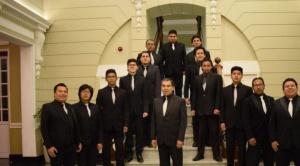 Coro de voces masculinas gana el Concurso Municipal de Villancicos 2019