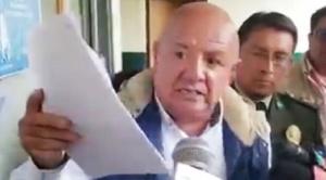 En Santa Cruz detienen a empresario que se comunicó con Evo Morales durante conflictos poselectorales