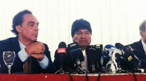 Ya suman 3 demandas contra Evo y éste dice que tiene inmunidad como jefe de Estado hasta el 22 de enero