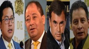 Iniciaran querella penal contra Quintana, Romero, Navarro y Quiroga por no auxiliar a exviceministro Illanes