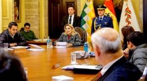 Presidenta Añez convoca a Gabinete Especial debido a casos de feminicidios e infanticidios