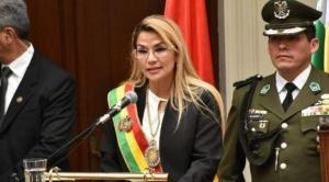 Presidenta Añez inaugura año judicial con el pedido de un Órgano independiente