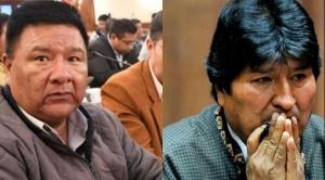Sergio Choque critica desconocimiento de abogados extranjeros de Evo sobre leyes bolivianas