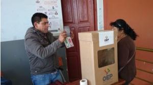 Si no hay segunda vuelta, Órgano Electoral anuncia que el nuevo Presidente asumirá el mando en junio