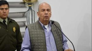 Ministro de Gobierno pide a Fiscal General que investigue a políticos y juristas españoles por incidente en residencia mexicana