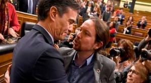 Pedro Sánchez ganó la votación por dos votos para ser investigo como presidente de España