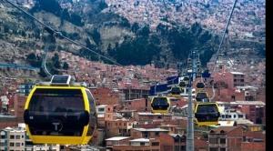 Doppelmayr cobró en Bolivia $us 7 millones de dólares más por kilómetro que en México por un teleférico muy similar