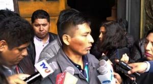Ejecutivo de Cofecay rechaza declaraciones de Andrónico y afirma que sigue instrucciones de Evo