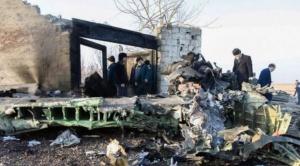 Un avión de Ukraine International se estrella en Irán con 176 personas a bordo 1