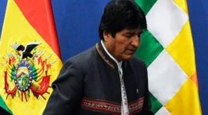 Senador chileno pide que Evo Morales sea detenido si llega a ese país