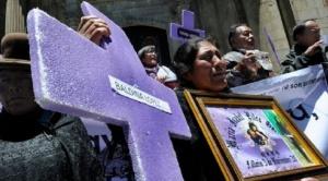 Gobierno anuncia declaratoria de alerta por feminicidios