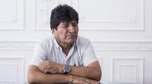 Evo Morales acepta que mantiene contacto con exministros Quintana y Arce Zaconeta