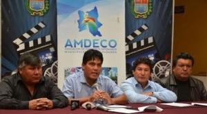 Asociación de municipios de Cochabamba no brindará garantías para retorno de la Policía al Chapare
