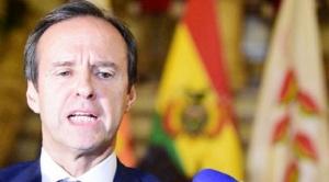"""Jorge """"Tuto"""" Quiroga anuncia su candidatura a la presidencia del Estado Plurinacional"""