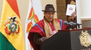 Rafael Quispe amplia denuncia a exministros Quintana y Luis Arce por el caso Fondioc