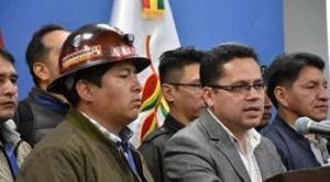 En el reinicio del diálogo COB pide al Gobierno cumplir con acuerdos de pacificación