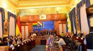 Senadores del MAS aprueban Ley de Garantías con cambio de nombre y eliminación de artículo observado