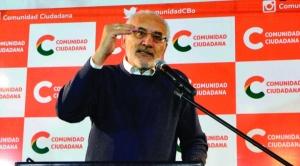 """Carlos Mesa denuncia el caso del canal Abya Yala y pide la """"transformación"""" del país en varias áreas"""