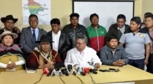 """""""Acuerdo por la Unidad"""" busca un candidato entre sus organizaciones para elecciones del 3 de mayo"""
