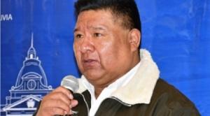Sergio Choque afirma que sectores del MAS definieron posibles candidatos y Evo debería venir al país para conocer la lista