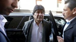 Presionado por sectores de Argentina y Bolivia, Morales se retracta de su declaración sobre las milicias