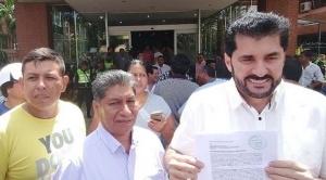 """Nayar pide renuncia a Rubén Costas y denunció que éste le """"entregó"""" al gobierno de Evo antes de la muerte de Rózsa"""