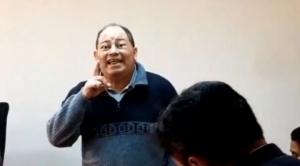 Juez niega acción de libertad para Carlos Romero, quien ratifica que es un perseguido político