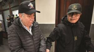Ex vocal del TSE Antonio Costas se beneficia con detención domiciliario por caso de fraude electoral