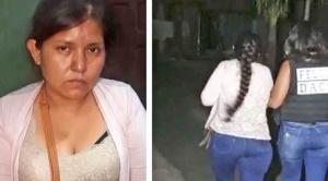 Aprehenden a Elba Terán, detenida por tráfico de drogas y liberada en el gobierno de Evo Morales 1