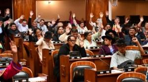 Cámara de Diputados aprueba Ley de Prórroga de Mandato y la remite al Ejecutivo para su promulgación