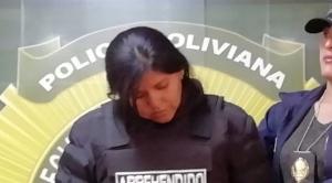 Dan detención preventiva a Elba Terán 1