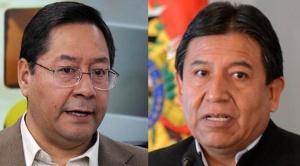El MAS le hace un guiño a la clase media con designación de Arce, apela a su base indígena con Choquehuanca 1