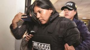 Allanan otra casa de Elba Terán, sería el quinto inmueble de la acusada por narcotráfico
