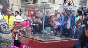 La inauguración de Alasita 2020 estará antecedida por tres ceremonias ancestrales 1